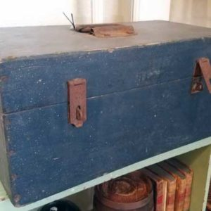 Blue Tool Box Great Finds and Design Pewaukee Antique and GIft Store