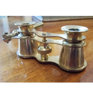 Brass Opera Glasses