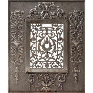 Cast Iron Fireplace back Great Finds and Design