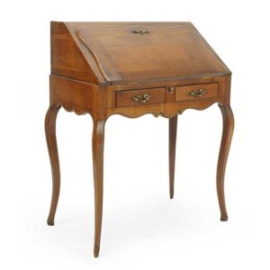 Cherry Slant Front Desk Great Finds and Design Antique Furniture Pewaukee