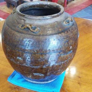 Chinese Wine Urn Antique
