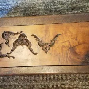 Composition Mold Antique Wall Art Pewaukee Wisconsin
