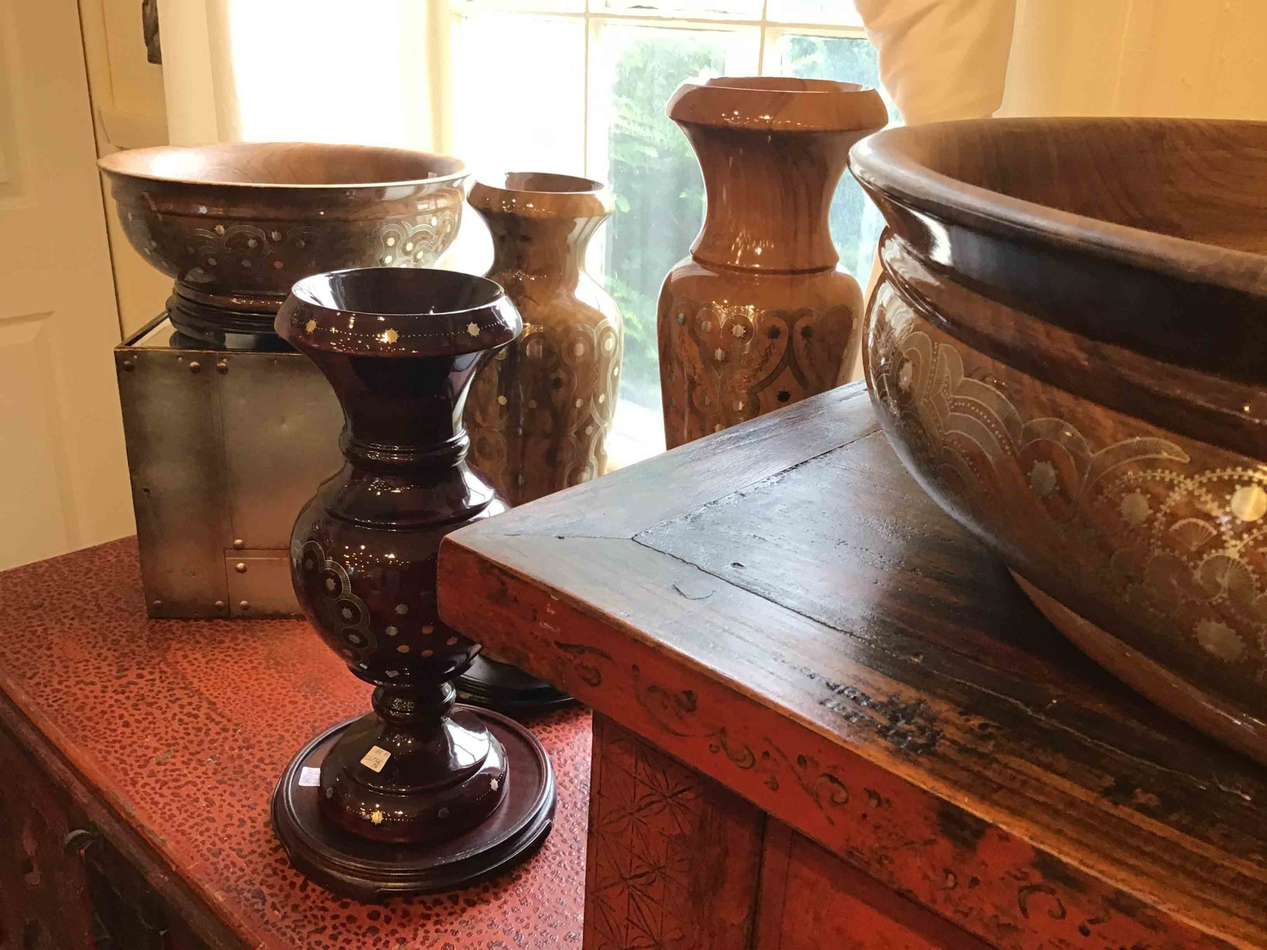 Great Finds & Design Antique & New Furnishings & More