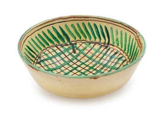 Italian Faience Bowl Great Finds and Design Pewaukee Antiques and Gifts