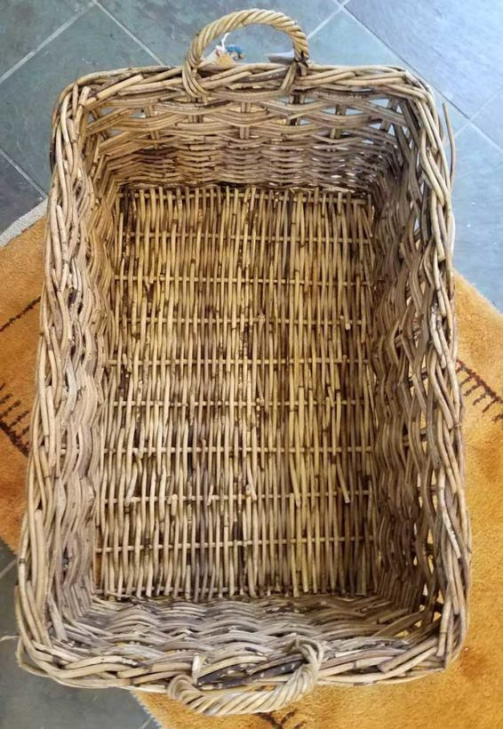 Large Wicker Basket Great Finds and Design