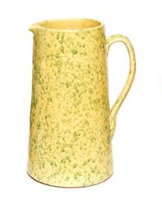 Large Yellow Pitcher Great Finds and Design Antiques and Gifts