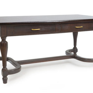 Mahogany Desk Great Find and Design Pewaukee WI Antique Furniture