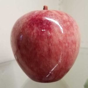 Marble Stone Fruit Apple Great Finds and Design Pewaukee