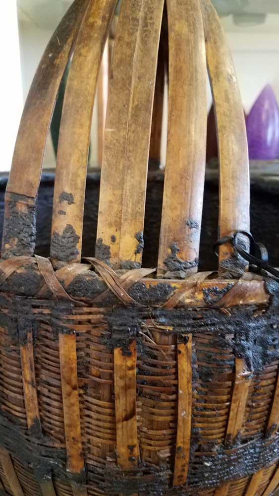 Market Fish Basket Antiques in Pewaukee WI Great FInds and Design