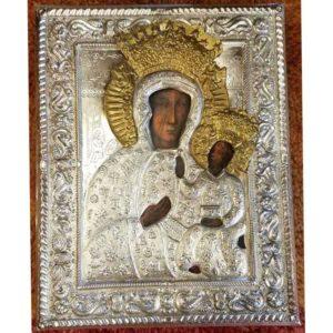 Orthodox Oklad Icon
