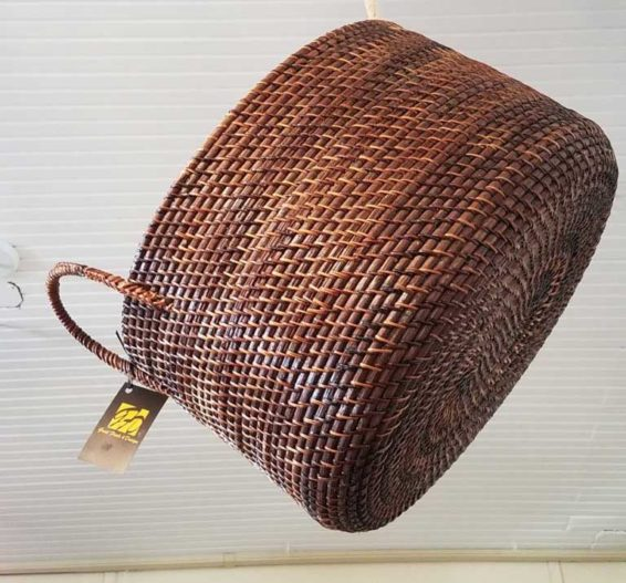 Oval Basket with Handles Great Finds and Design Pewaukee