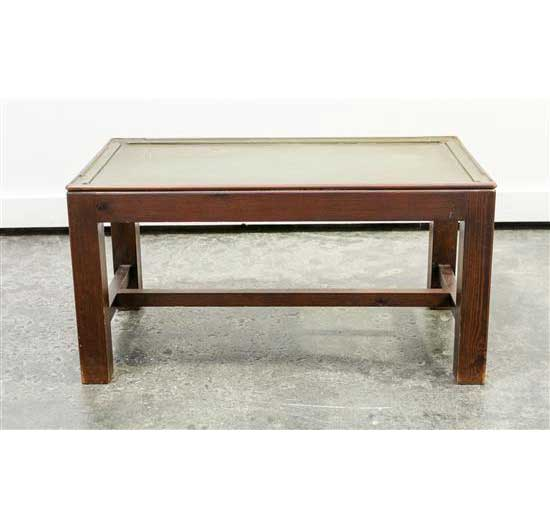 Painted Low Table