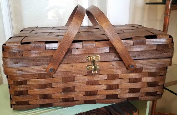Picnic Basket Great Finds and Design Home Decor and Gifts