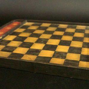 Rustic Checkerboard Pewaukee Antique Shop