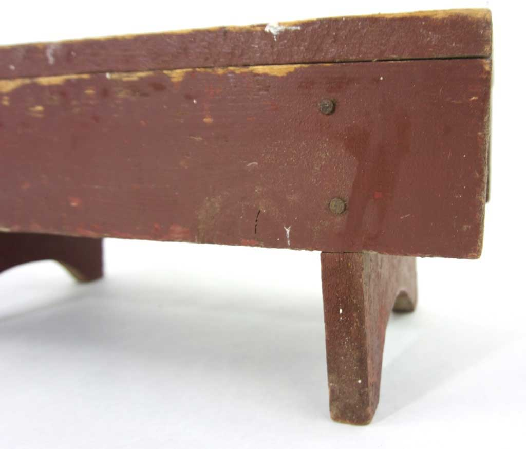 Rustic Red Step Stool - Great Finds \ Design