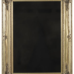 Silver Painted Mirror | Great FInds & Design | Pewaukee Antiques