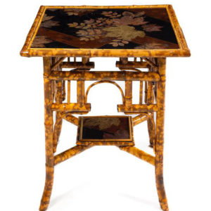 Victorian Bamboo Table