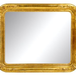 Victorian Giltwood Mirror | Home Decor Pewaukee, WI | Great Finds & Design