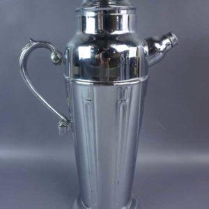 Vintage Art Deco Cocktail Shaker