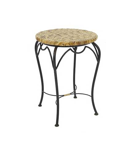 Wicker Occasional Table Great Finds and Design Pewaukee Furniture and Antiques