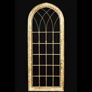 Window Form Trellis Antique