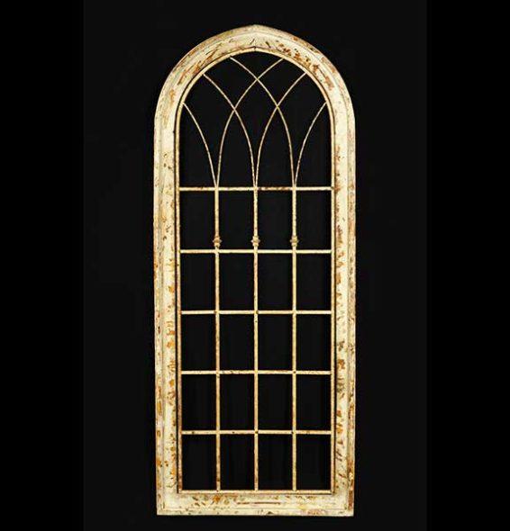 Window Form Trellis Antique