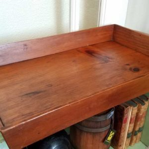 Wooden Tray Great Finds and Design Anitques Pewaukee WI
